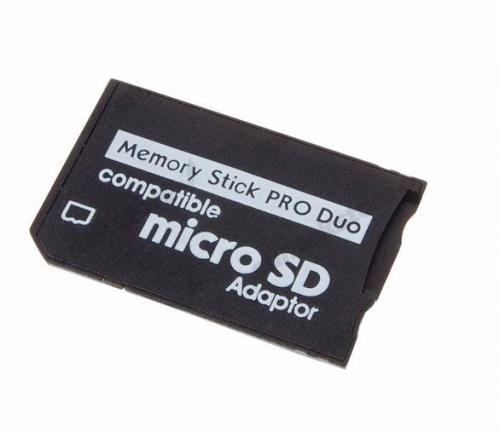 Adaptador Pro duo para Micro SD