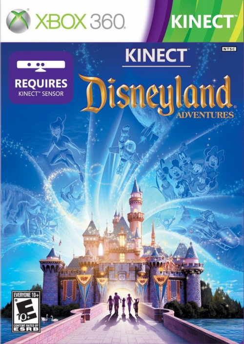 disneyland kinect
