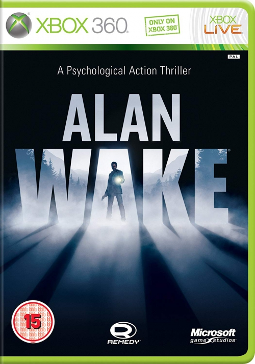 ALAN WAKE_ XBOX 360