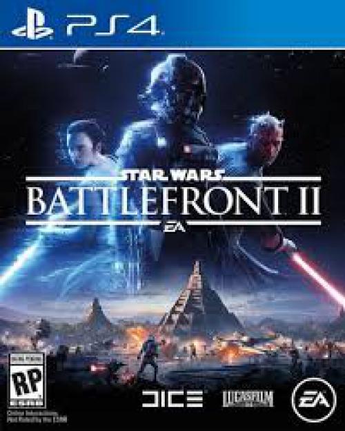 STAR WARS BATTLE FRONT II PS4