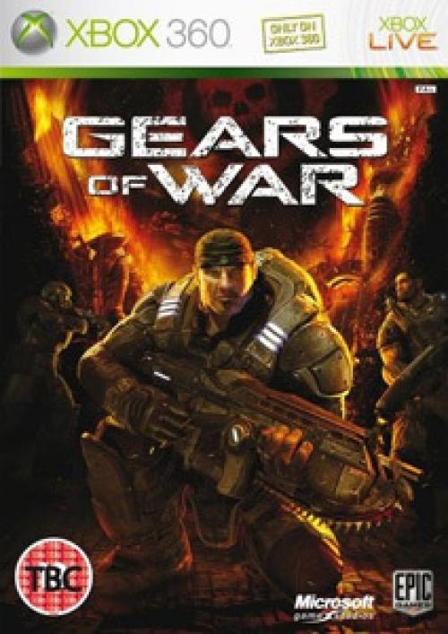 GEARS OF WAR I XBOX 360