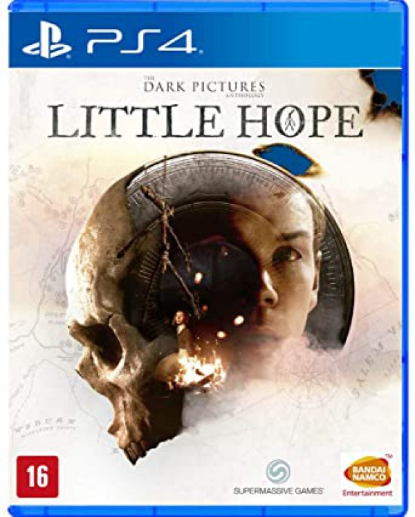 THE DARK PICTURES LITLE HOPE