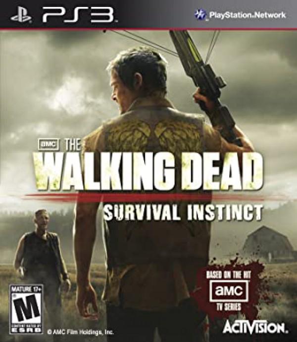 THE WALKING DEAD SURVIVAL