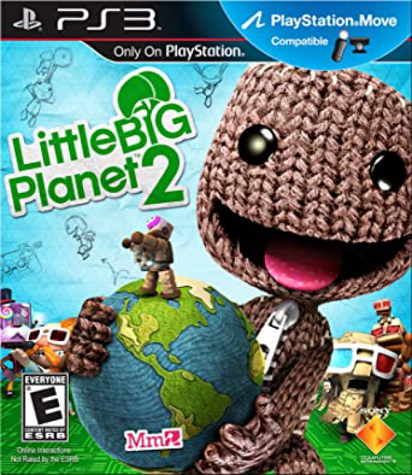 LITLE BIG PLANET 2 SPECIAL EDITION