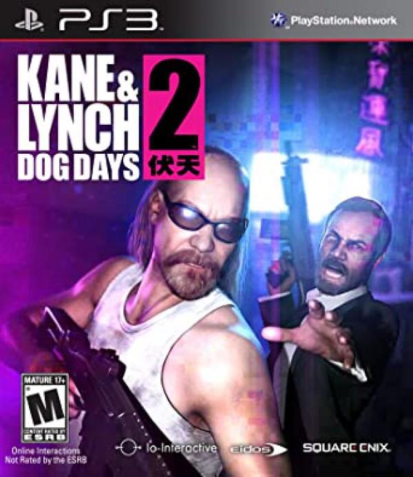 KANE LYNCH DOG DAYS 2