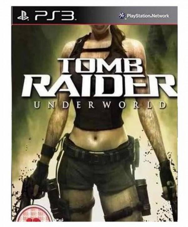 TOMB RAIDER UNDER WORLD