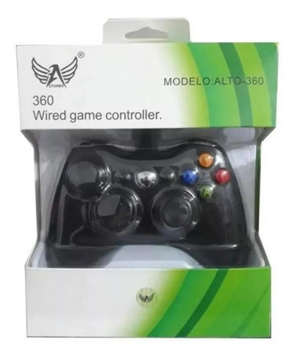 Controle Xbox 360 s/fio Novo -Paralelo