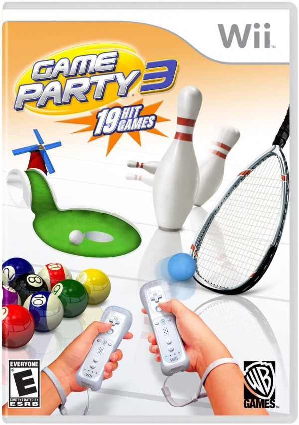 GAME PARTY 3 / 19 HIT GAMES
