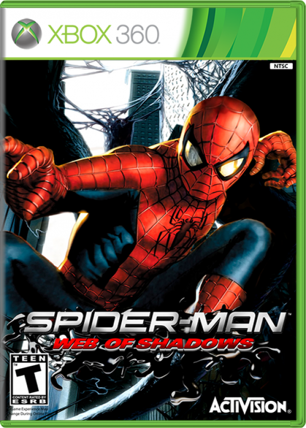 Spiderman web os Shadows
